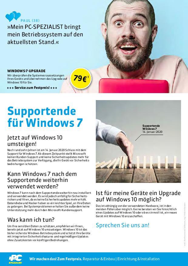Aktuelle Angebote PC Spezialist Gevelsberg